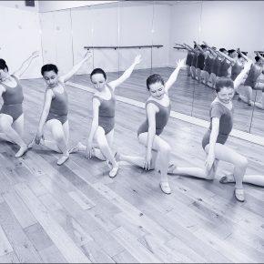 Ballet Class Age 10