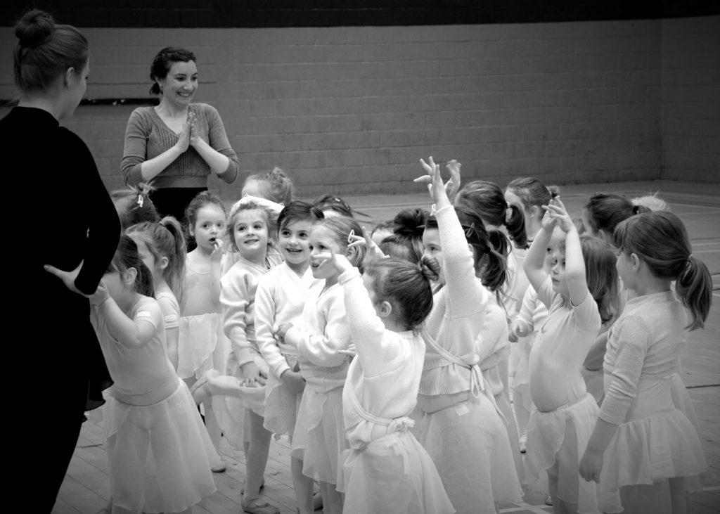 Ballet Class age 4 - 6