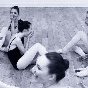 Ballet School Students