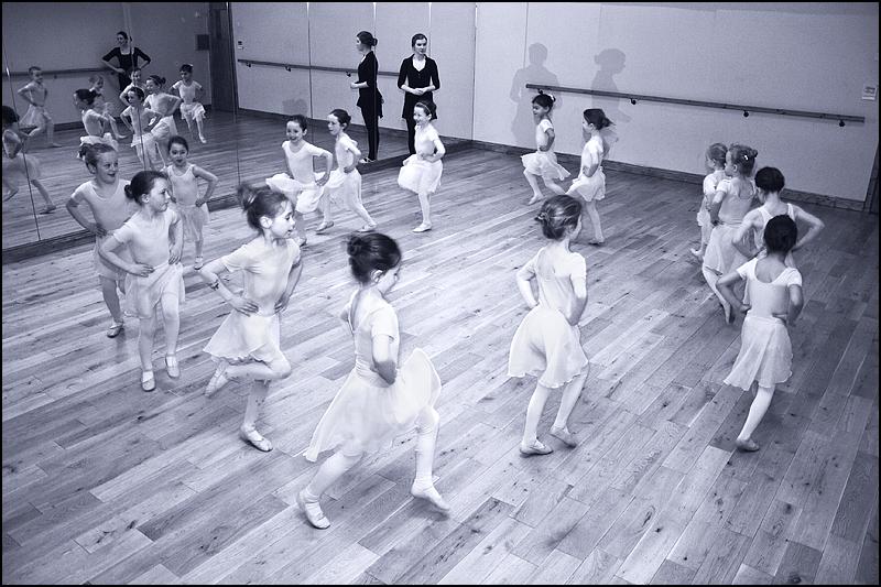 Malahide Ballet classes age 3 - 6